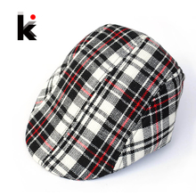 Free shopping 2016 spring and autumn child hat male female child beret cap baby hat(China (Mainland))
