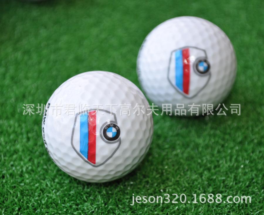 2015 summer new Hot LOGO customized golf balls double practice enterprise custom factory direct Orders Case -2(China (Mainland))