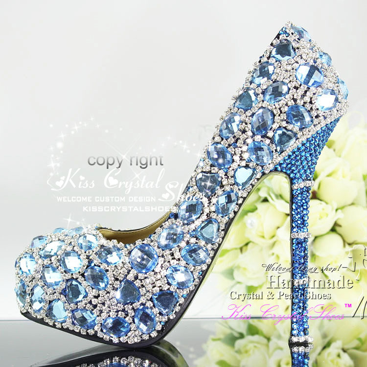 aliexpress buy something blue high heels pumps for