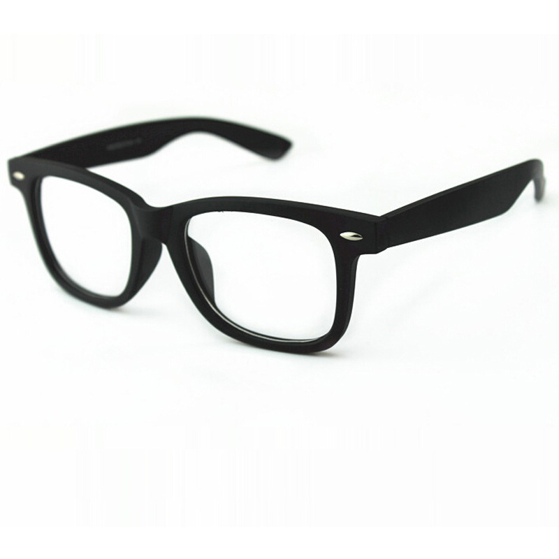 Eyeglasses Wide Frame : High Quality 2016 brang Rivet Wide Leg Eyeglasses Frames ...
