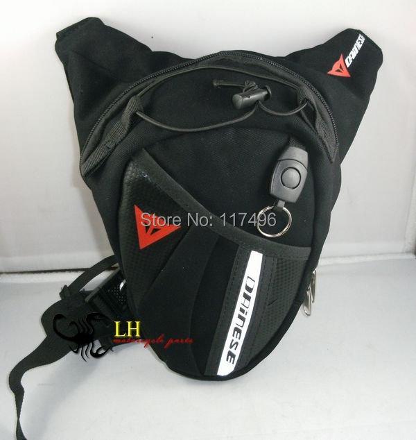 Free shipping! Drop Leg Motorcycle Cycling Fanny Pack Waist Belt Bag(China (Mainland))