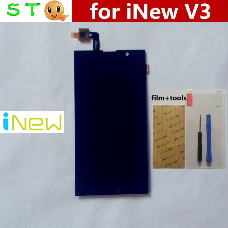 Original NEW Inew V3 Full LCD Display Screen + Touch screen Panel Digitizer Glass Without Frame Repair replacement(China (Mainland))