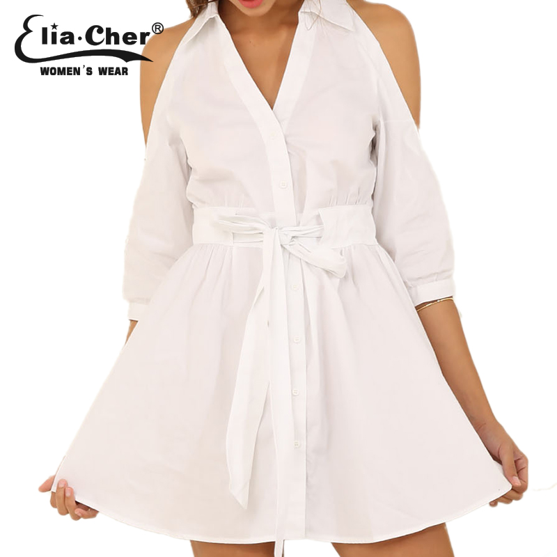 Buy summer dress 2016 women white shirt Buy white dress shirt