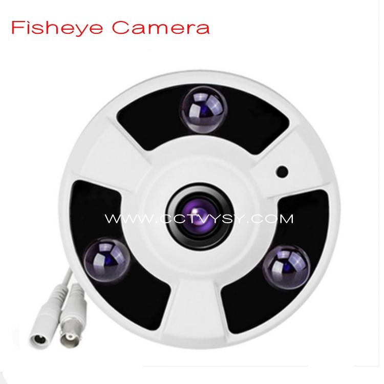 free shipping 180 degree panoramic camera Sony 1200  fisheye ultra wide angle camera panoramic monitoring camera <br><br>Aliexpress
