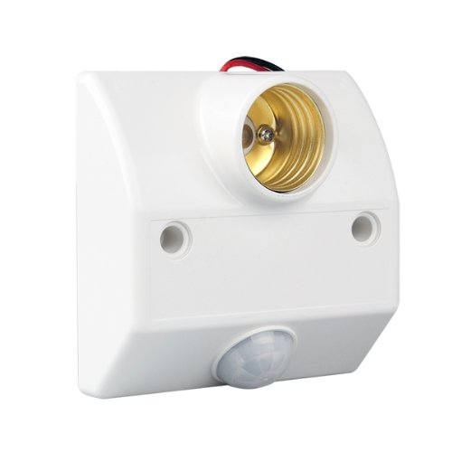 ETC-Base Socket IR Lamp Bulb Movement Detector