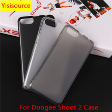 Doogee Shoot 2 Case New Style Slim Soft Silicone Back Cover 5.0 inch Phone Smartphone - Shenzhen E-Cheng Tech Co., Ltd Store store
