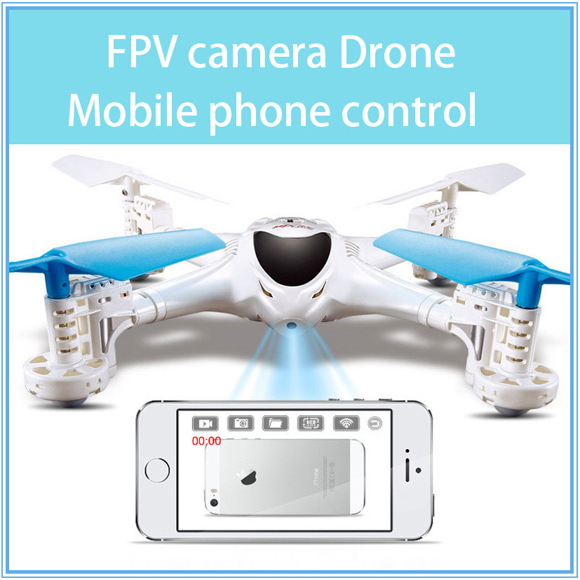MJX X300 support mobile phone control camera drone rc helicopter perfessional FPV quadcopter with camera better than syma X5C(China (Mainland))