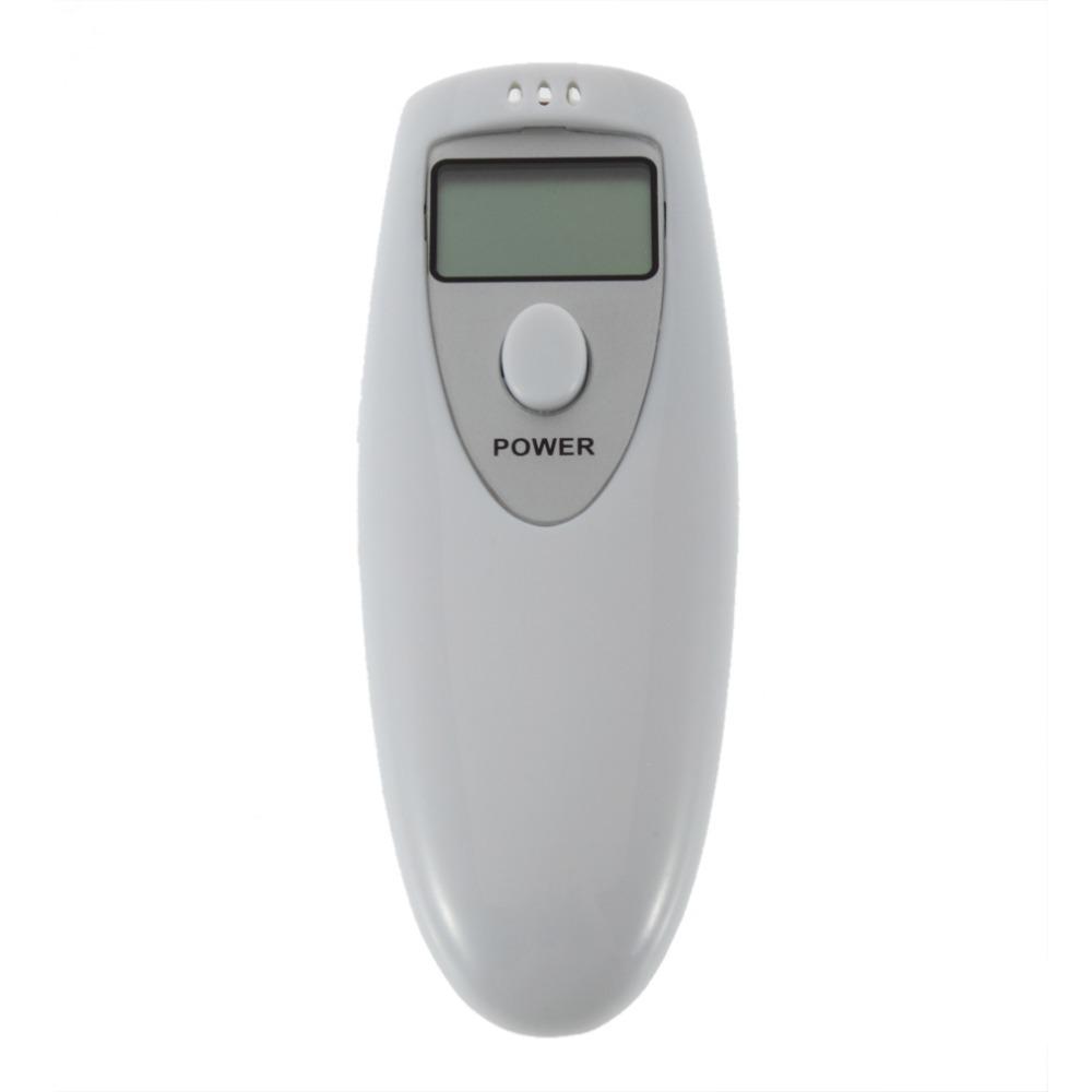 1 pcs Digital Alcohol Breath Tester Analyzer Breathalyzer Detector alcoholimetro alkoholtester alkohol alcool tester(China (Mainland))