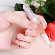 5pcs New Cuticle Oil Revitalizer Nail Art Tool Treatment Manicure Soften Pen Nail Oil Nail tools