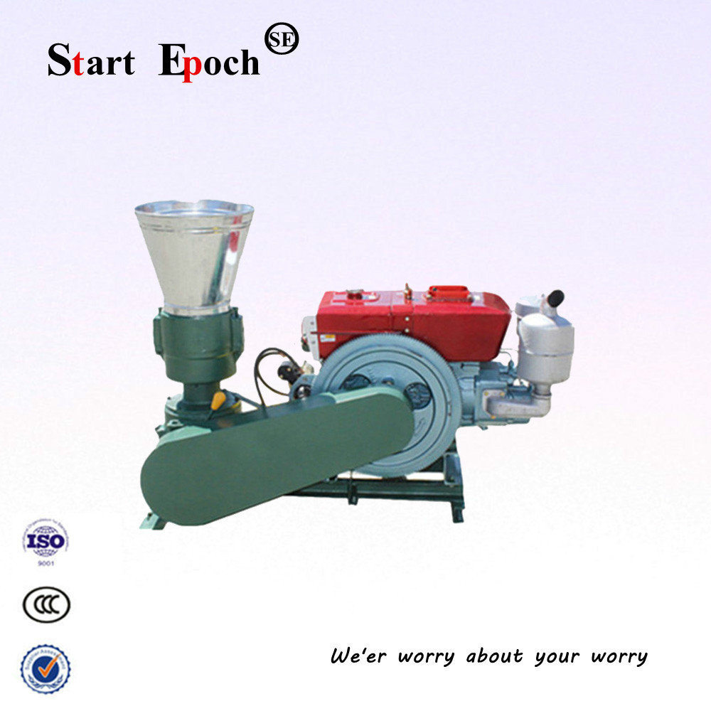Feed particle machine, particle feed machine,Granulator, the feed machine, ring die pellet machine feedKLJ-05