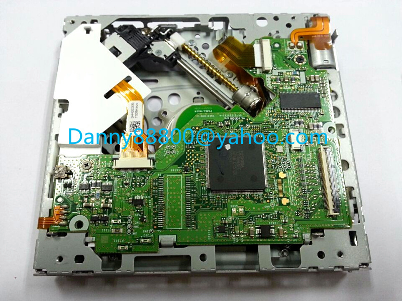 Original brand new Alpine DV53U11H DVD loader mechanism for Mercedes BM@W and many cars DVD navigation audio(China (Mainland))