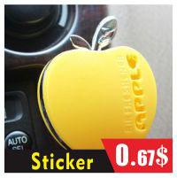 car-styling Stickers 4Pcs/set 5color TRD Car Sticker Reflective WRC Auto Car Handle Door Knob Sticker Decal llaveros For opel vw
