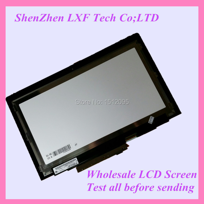 For Lenovo IdeaPad Yoga 13 Touch Screen AssemblyLP133WD2 SLB1 LCD Screen with Touch Screen