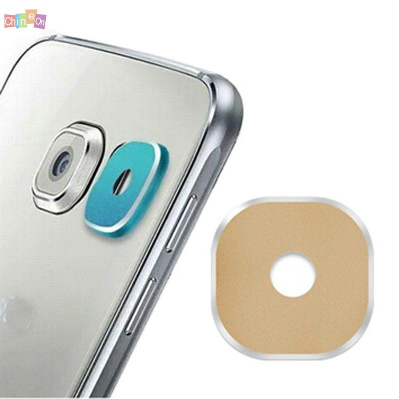 Cellphone Camera Lens Protector Metal Cover Case Guard For
