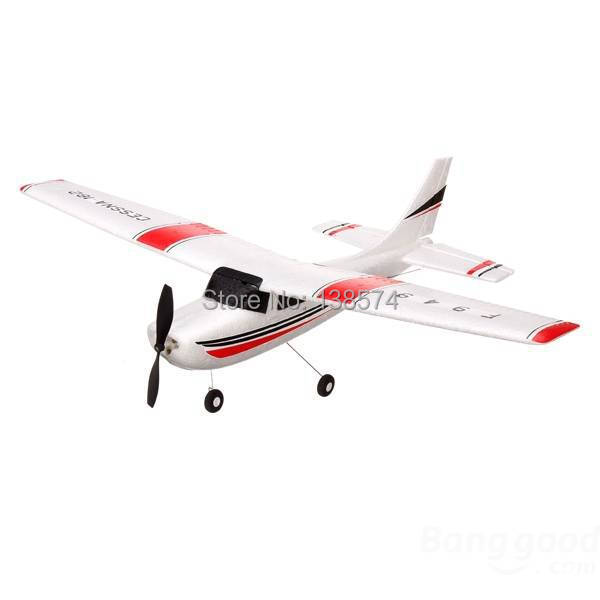 Wltoys F949 rc airplane Cessna-182 2.4G remote control toys 3CH rc Fixed Wing Plane Electric flying Aircraft RTF VS F939 F929(China (Mainland))