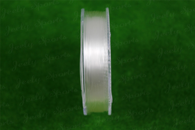 Free Shipping 50m 29lb Transparent Japanese Fluorocarbon Leader Fishing Line 0.489mm