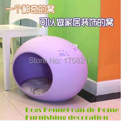 Dirt can be Home Furnishing decoration Tactic Hiromi small dogs little nest egg in spring and summer, cat litter free washable(China (Mainland))