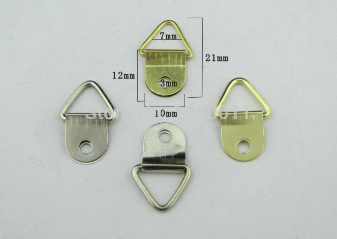 Photo frame accessories hardware hook with free Screw Hook(China (Mainland))