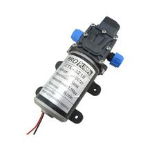 Dc 100 Вт автоматический переключатель мембранный насос высокого давления небольшой электрический водяной насос 12 В мини 8L / min самовсасывающий распылитель насос