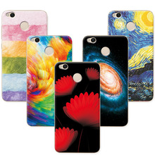 "Buy Soft TPU Coque Xiaomi Redmi 4X 5.0"" Case Cover Scenery Painting Phone Cases Covers Redmi 4X Redmi 4 X Fundas Capa for $1.39 in AliExpress store"