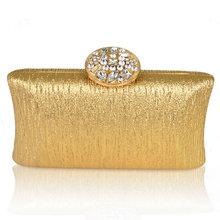 2016 New Women Bag Wallet Handbag diamond hasp styling Party Evening Cluth Luxury pu Bride wedding Purse women lady bag XA151L