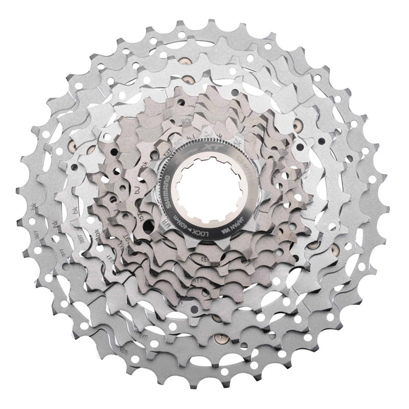 SHIMANO CS M771-10 XT Cassette Free Wheel Bicycle Derailleur System MTB Mountain Bike Accessory Component PARTS(China (Mainland))