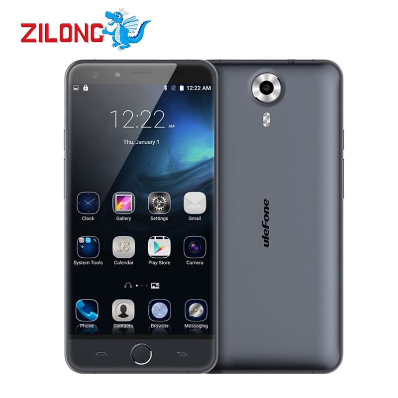"2016 5.5"" Ulefone Be Touch 3 Android 5.1 Mobile Phone 4G FDD LTE 1920x1080 MTK6753 Octa Core 3G RAM 16G ROM 13.0MP Fingerprint(China (Mainland))"