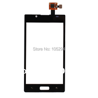 Black Original Digitizer  Touch Screen Replacement For LG Optimus L7 P700 P705 Free Shipping