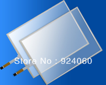 "17"" 5 wire Resistive Touch Screen Panel Kit FreeShipping"
