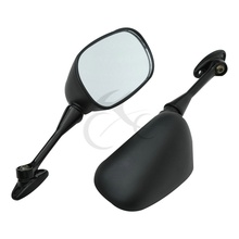 Motorcycle One Pair black Rear View Mirror For HONDA CBR 600RR 2003-2014 13 08 09 10 CBR1000RR 04-07 05 06(China (Mainland))