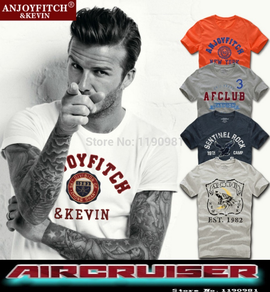 Мужская футболка Tee AF Anjoy & FiTch T 100% & T футболка мужская others t201107 af af