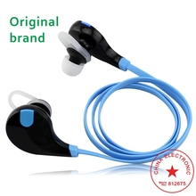 Original Brand Consumer Electronics Sports Bluetooth Headphone Wireless Headset Bests Audio Earphones For iphone HTC Sony Xiaomi