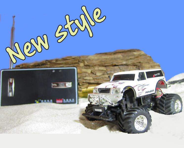 [해외]New Style RC Car Cross Country Vehicle High Speed..