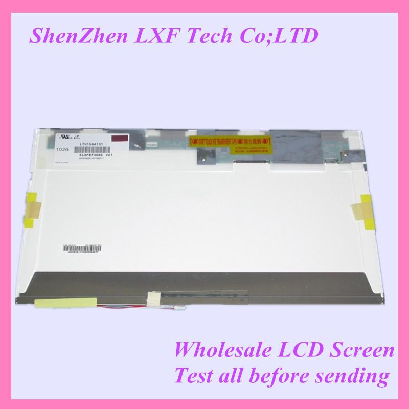 LTN156AT01 B156XW01 CLAA156WA01A LP156WH1 TL C1 N156B1-L0B N156B3-L02 for hp CQ60 notebook Laptop LCD screen(China (Mainland))