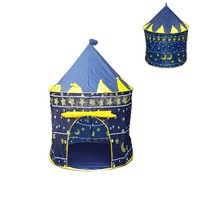 New Hot  Kids Baby Children Portable Tent / house/ hut Play Toy Two Color 7378