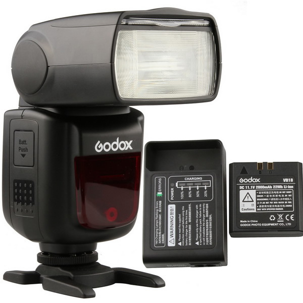 Godox Camera Flash Light Speedlite Li-ion Fast Recycling Kit Hi-speed SYNC V850<br><br>Aliexpress