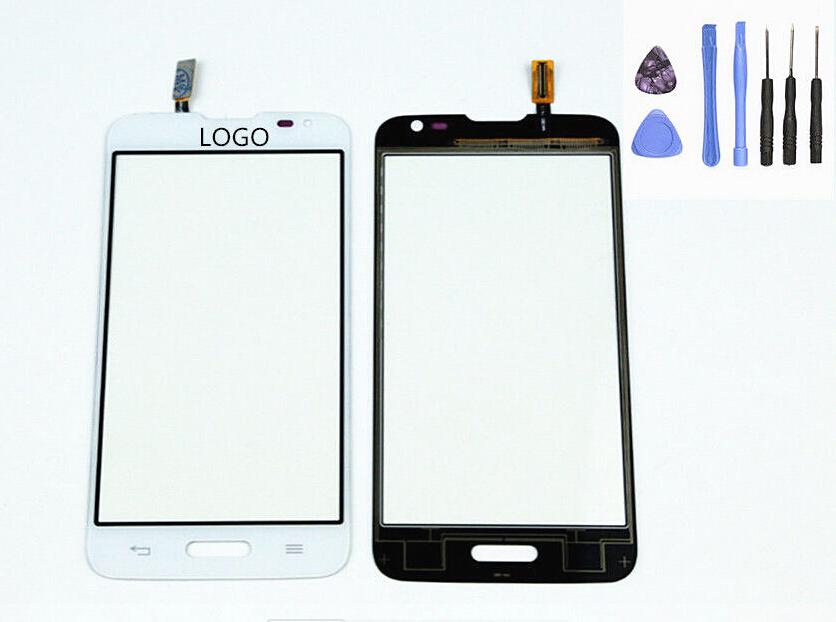 White Original Touch Screen Digitizer Glass Replacement LG Optimus L70 D320 D315 LS740 + Tools - Qian xian 008 store