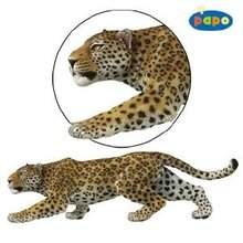 Leopard animals Anime models toys hobbies action toy figures anime games birthday gifts