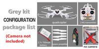 MJX x 400 2.4g rc горючего quadrocopter беспилотный вертолет 6-осные можно добавить c4002 & c4005 камеры quadcoptepr