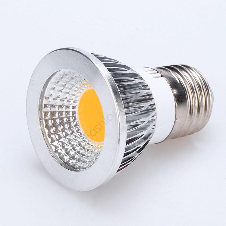 5pcs/lot High Power 85-265V AC 9W E27 Bulb Lamp Sport Warm White Light LED Spotlight Downlight(China (Mainland))