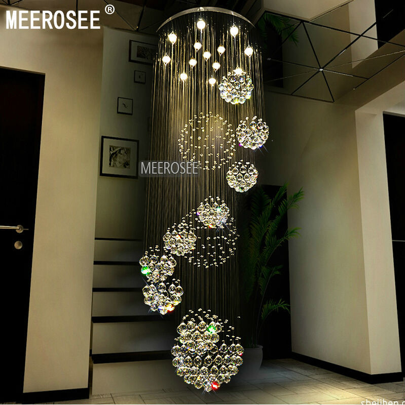 modern chandelier foyer. Cheap Light Bulb Fixture, Buy Quality Counter Directly From China Castle Suppliers: Modern Chandelier Large Crystal Foyer L