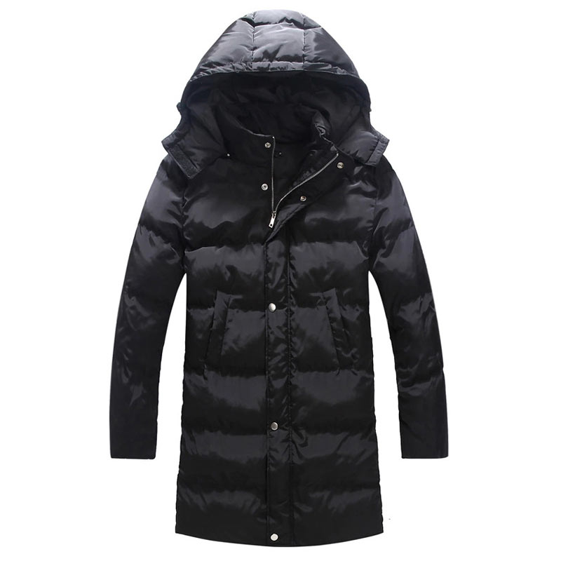 Men's Down Parkas Long Thick Winter Fashion Men Coat Down jacket for Men Clothing Thick Outerwears Plus Size y99(China (Mainland))