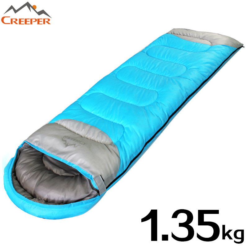 CR-SL-002  1.35KG  summer outdoor ultralight travel sleeping bag cotton sleeping bags   adult single cotton  can be spliced<br><br>Aliexpress