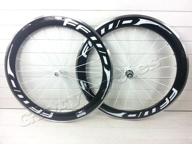 Aluminum Carbon Road Bike Wheels