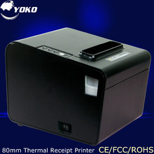 at discount Thermal Receipt Printer ROHM print head, Durable PS/2 Interface Free shipping(China (Mainland))