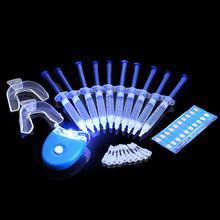 Dental Care Equipment Teeth Whitening Lamp 44% Peroxide Dental Bleaching Oral Hygiene Low Sensitivity Gel Kit Tooth Whitener(China (Mainland))