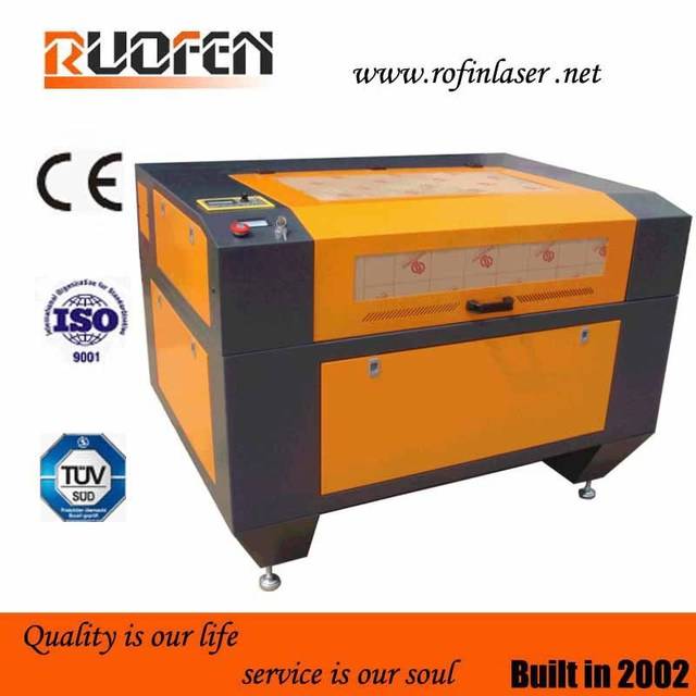 Discount!! co2 laser machinery for samll industries