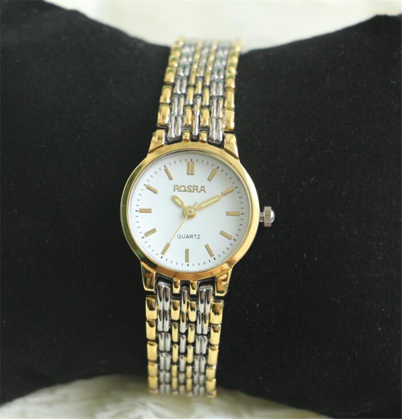 Montre Femme 2016 Luxury Women Watches Gold Bracelet Stainless Steel Casual Quartz Watch Ladies Fashion Wristwatches Clock Women(China (Mainland))