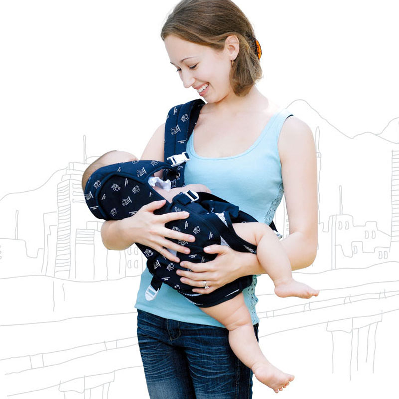 6 IN1 Multi-functional Infant Backpack Baby Carriers Newborn Backpack Side Back Front Carry face-to-face Horizontal front-facing<br><br>Aliexpress