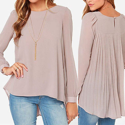 Women's Chiffon Tops feature your favorite designs across the front panel of a comfortable, loose fitting blouse. Sleeves and back panels come in black or white while the slightly sheer fabric makes for perfect layering with a cami or bralette.